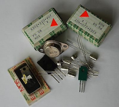 New Old Stock Components - By399 Diode.general Purpose  Quantity 10