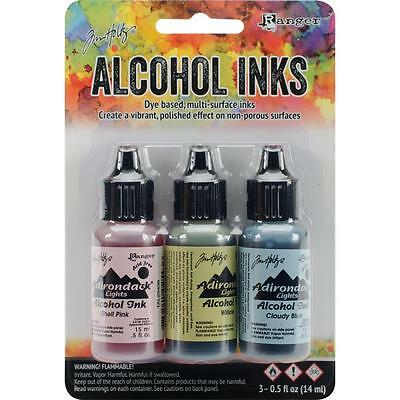 Tim Holtz Alcohol Ink Set - COUNTRYSIDE - SHIPS TO AUSTRALIA ONLY!!