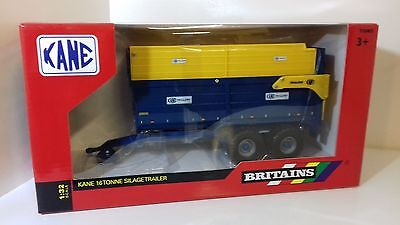Britains Farm Kane Silage 16 Tonne Trailer 1:32 Scale New and Boxed 42700