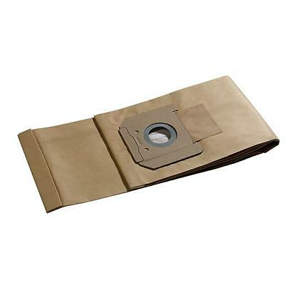 Bosch Paper Filter Bag for Gas 55 Dry Vacuuming 5ER VE 2607432036