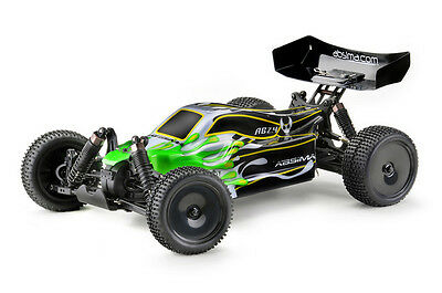 "Absima 1:10 EP Buggy ""AB2.4"" 4WD RTR #12205"