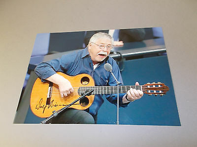 Wolf Biermann  signed signiert autograph Autogramm auf 20x28 Foto in person