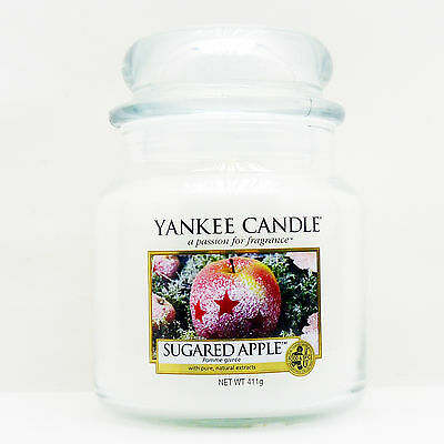 Yankee Candle® Classic Jar 410 g Sugared Apple
