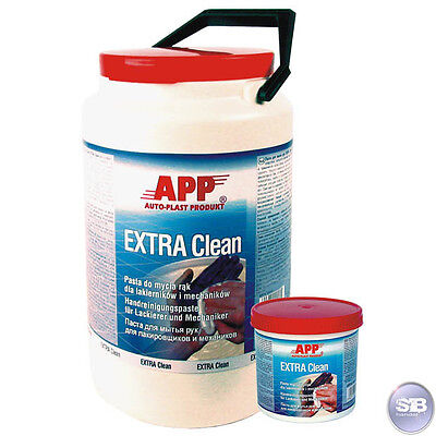 App Hand Cleaning Paste for lackierer& Mechanic 500ml