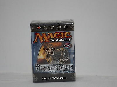 Magic the Gathering Dissensions Rakdos Bloodsport Deck  *New & Sealed*