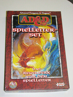 AD&D 2nd. Edition - Spielleiterset , Box von Amigo!