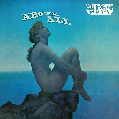 STACK - Above All - LP 1969 Out-Sider