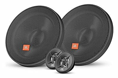 "JBL ALTOPARLANTI 2 VIE KIT DI CASSE PER AUTO WOOFER E TWEETER 6,5"" 16,5cm 165mm"