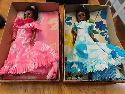 Elsie Denney Dolls (2) 1950s Collectibles  in Original Box