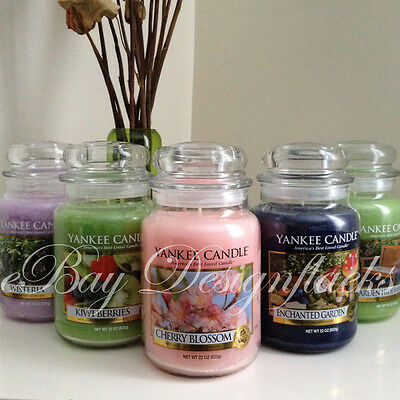 YANKEE CANDLE ~ You Choose Scents ~ 22oz Large Jars