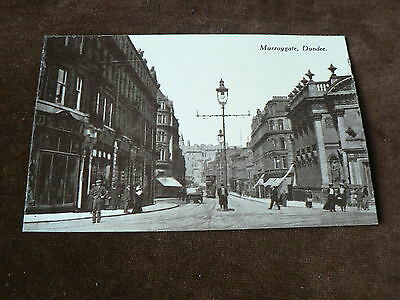 Old Photo Postcard, Murraygate, Dundee