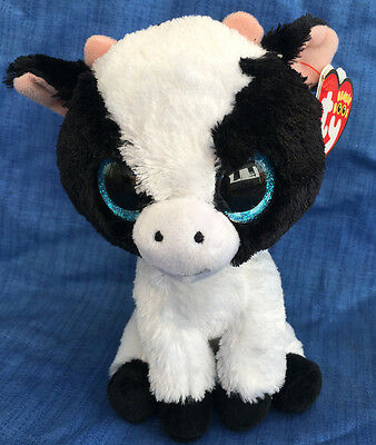 W-F-L TY Beanie Boos Butter 15 cm Glubschi Kuh Boo´s  Rind