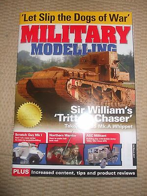 Military Modelling magazine March 2017