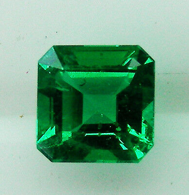 1.50ct!! NATURAL COLOMBIAN EMERALD NATURAL COLOUR +CERTIFICATE INCLUDED