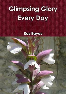 Glimpsing Glory Every Day by Ros Bayes (English) Paperback Book Free Shipping!