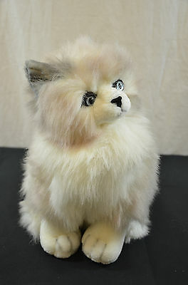 Russ yomiko himalayan long hair cat plush stuffed animal w/ tag 1510