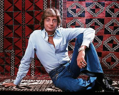 "Barry Manilow 10"" x 8"" Photograph no 54"