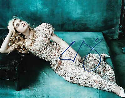 ELLE FANNING signed *3 Generations* MOVIE 8X10 photo autographed RAY W/COA #2