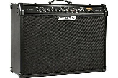 Line 6 Spider Iv 150*amazing Sound&effects!*celestion Custom Speakers!*top-Deal!
