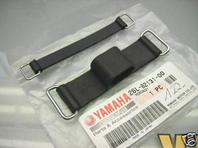 2 Rubber Strap Band Holder Battery Box Air Filter Cleaner Case Cap Yamaha Ds7 R5