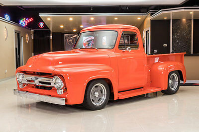 1954 Ford F-100  Custom Frame Off Restored F100! Ford 347ci Stroker V8, C4 Automatic, PS, PB, A/C