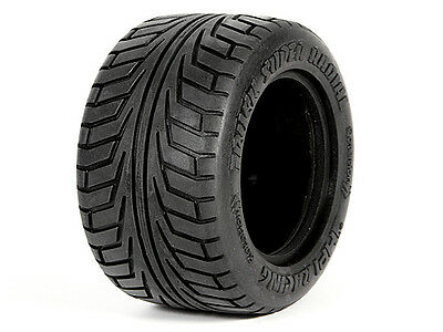 Hpi Racing E-Firestorm 10T Flux 4450 Truck V Groove Tyre Pro Compound 2.2