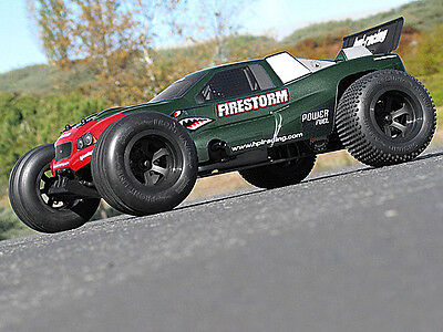 Hpi Racing Nitro Rs4 Mt 2 7123 Dsx-1 Truck Clear Body - Genuine New Part!
