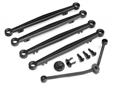 Hpi Racing Wheely King 4X4 85263 Arm Rod/ Steering Rod Set - Genuine New Part!