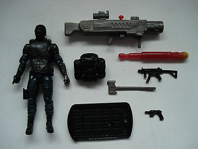 "G.i. Joe The Rise Of Cobra Elite Viper Figure Height: 4"" With Accessories 2009"