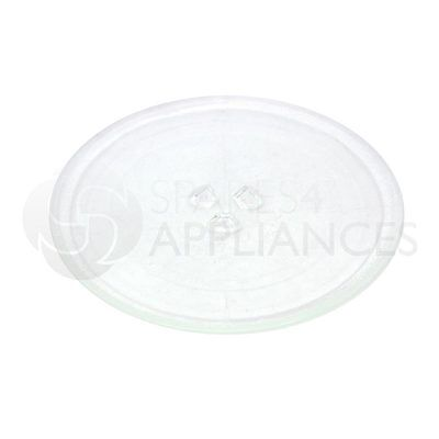 LG MICROWAVE TURNTABLE Glass Plate Dish 245mm 24.5cm 9.5""