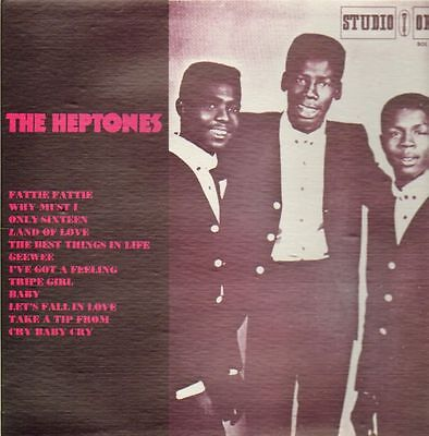 The Heptones STILL SEALED NEW OVP Studio One Vinyl LP