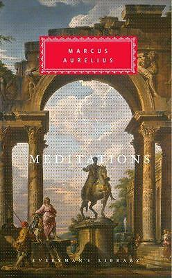Meditations (Everyman's Library classics) by Marcus Aurelius | Hardcover Book |