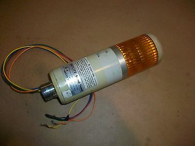 Patlite Signal Tower Beacon Light SE-A    24v AC/DC   Amber