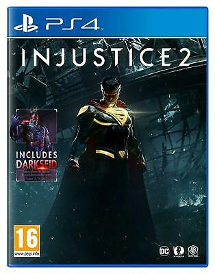 PlayStation 4 : Injustice 2 (PS4) VideoGames