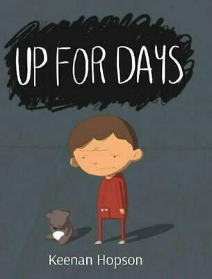 Up For Days by Keenan Hopson (English) Hardcover Book