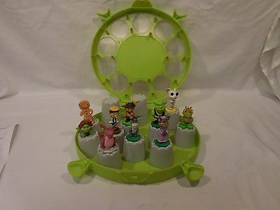 Shrek 3D Memory Match Up Game 10 Figures with Case  Rare
