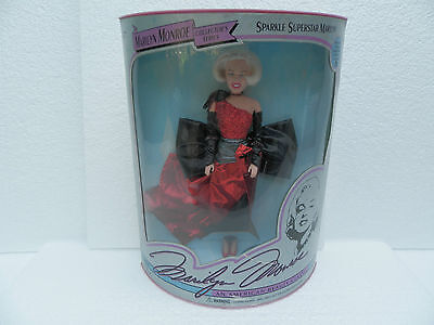 Marilyn Monroe Collector's Series ~ Sparkle Superstars Marilyn ~ Limited Edition