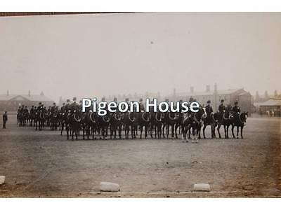 The 18th Hussars: Mounted Parade