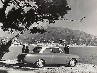 Ford Taunus Two Door Saloon, L.h.d. Photograph.