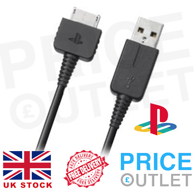 OFFICIAL Sony PlayStation PS VITA GENUINE Charge Data Sync USB Cable (K27