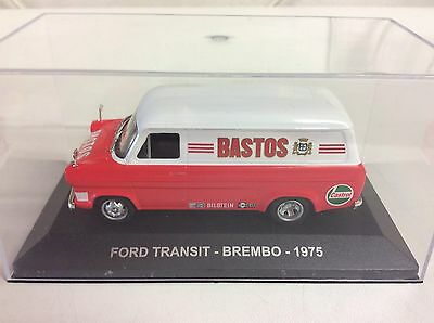 """Ford Transit Mk1 """"bastos"""" Rally Service Van, Code 3 Rally Assistance 43Rd"""