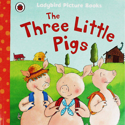 The Three Little Pigs by Nicola Baxter (Paperback), Children's Books, Brand New