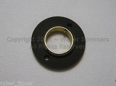 Machined Offset Victrola Victor Exhibition Reproducer Rubber Flange Best Sound