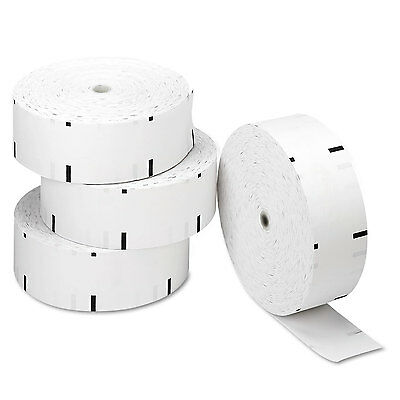 """Thermal Atm Rolls, 3 1/8"""" X 1,960 Ft., White, 4/carton-PMC06507"""