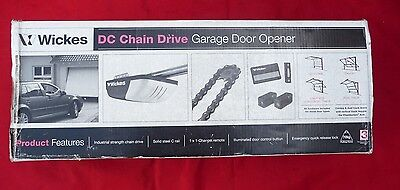 ''Chamberlain''  Motorised Garage Door Opener (Wickes)