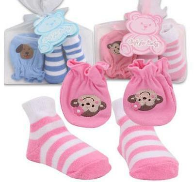 Little Mimos Infant Sock And Mitten Set Case Pack 108-1987938