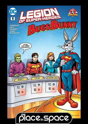 Legion Of Super Heroes / Bugs Bunny Special #1A (Wk24)
