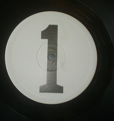 """George Chandler - This Could Be The Night Rare 12"""" White Label Promotional Copy"""