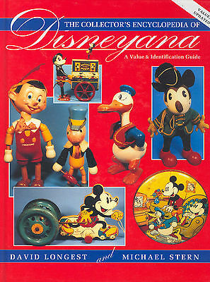 The Collector,s Encyclopedia Of Disneyana - A Value & Identification Guide