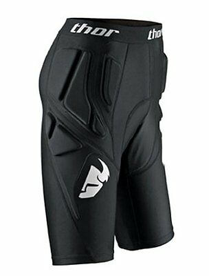 Thor Impact Protection Shorts Black S/Small